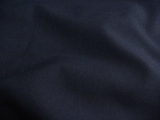 Navy Wool Blend Fabric # 3F-157