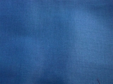 Medium Blue Cotton Interfacing Fabric # K-458