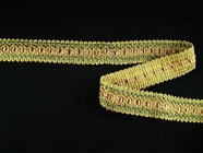 Fancy Decorative Braid Trim Made in Italy Vintage Braided Upholstery
