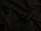 Black Sheer Superfine Lightweight Knit Fabric # 3F-62