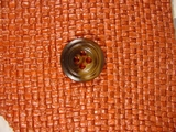 Italian Coat Buttons Wholesale (36pcs) Designer 2 hole Buttons 1 1/8 inches Old Navy #bag-332