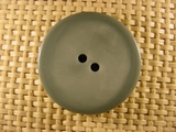 Italian Coat Buttons Wholesale (24pcs) 2 holes Designer Buttons 1 3/8 inches  Sage Green #bag-338