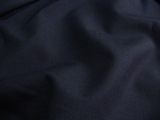 Navy Wool Blend Fabric # 3F-43