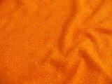 Sparkle Bright Orange Novelty Costume Fabric