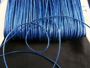 Royal Blue Metallic Cord Trim