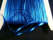 Royal Blue Metallic Trim