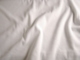 White Super Fine Lightweight Knit Fabric # 3F-424