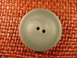 Italian Coat Buttons Wholesale (24pcs) 2 holes Designer Buttons 1 3/8 inches Sage Green #bag-250