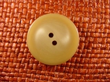 Italian Coat Buttons Wholesale (36pcs) 2 holes Designer Buttons 1 1/8 inches Tan #bag-264