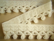 "Italian 2"" Exclusive Ivory Braid Trim LT-242"
