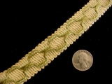 Fancy Jute Braid Trim Made in Italy Vintage Braided Upholstery Trim