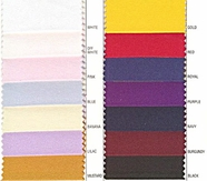 80 yard Roll Crepe Fabric Wholesale