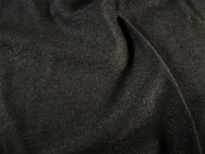 Black Lightweight Fine Knit Fabric #NV-193