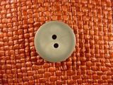 """Italian Thick Coat Buttons Wholesale (36pcs) 7/8"""" Sage Green 2 Hole Sewing Button"""