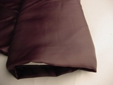 18 yards Deep Wine Lining Fabric #BATH-73