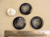 100 pieces Italian Designer Button #-BULKSS-56