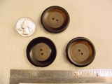 100 pieces Designer Button #-BULKSS-59A