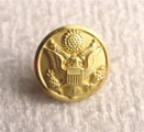 Gold Metal Button #BU-38