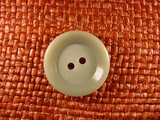 Italian Coat Buttons Wholesale (36pcs) 2 holes Italian Buttons 1 1/8 inches Sage Green#bag-371