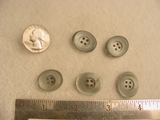 100 pieces Designer Button #-BULKSS-109A