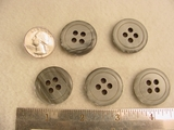 100 pieces Italian Designer Button #-BULKSS-110BB