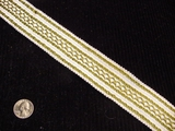 14 yards Vintage Braided Trim #-TV-1902