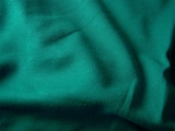 Teal Polyester Washable Knit Fabric # K-764