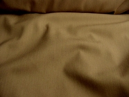 Khaki Taupe Washable Wool Blend Fabric # WL-51