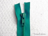 "36"" Kent Green Separating Zipper"