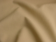 French Beige Worsted Wool Fabric #NV-70