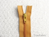 "20"" Topaz Gold Zipper"