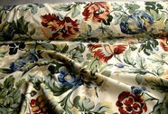 Cotton Home Decor Upholstery Fabric # UU-44