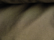Italian Black mixed Yellow Linen Dress Fabric #NV-520