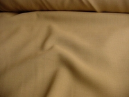 Khaki Washable Wool Blend Fabric # WL-233