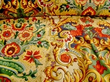 Beautiful Home Decor Cotton Fabric # UU-10
