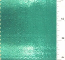 Turquoise Japanese Tissue Lame Fabric #ABC-611