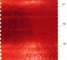 Red Japanese Tissue Lame Fabric #ABC-617