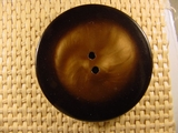 Designer 2 hole Buttons 1 3/4 inches Brown #Bpiece-139