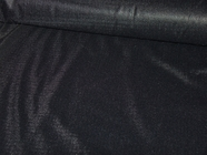 Black Iron on Tricot Interfacing #NV-46