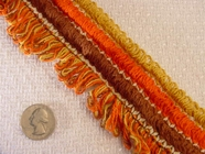 12 yards Fringe Trim #-TV-1239