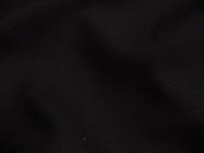 Deep Dark Navy Wool Twill Fabric # 3F-202