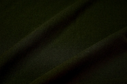Olive Green 100% Pure Wool Crepe Fabric
