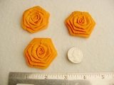 Orange Flower Applique #AP-289