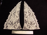 Vintage Venise Lace Collar Applique (Pair) #AP-38