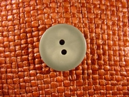 "Italian Thick Coat Buttons Wholesale (36pcs) 7/8"" Sage Green 2 Hole Sewing Button"