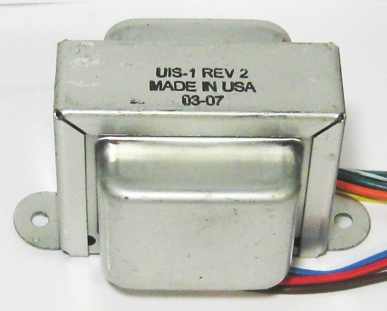 Universal Interstage Transformer UIS-1 MADE IN USA