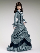 CHARMING LADY - outfit & wig