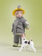 "8"" DJ FIREFIGHTER & ROCKET*"