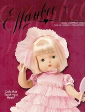 2004 EFFANBEE FALL & HOLIDAY COLLECTION catalog