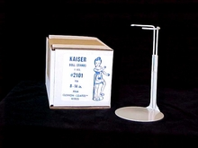 "8"" - 14"" Doll Stands (Dozen) - not for 8"" Madame Alexander doll"
